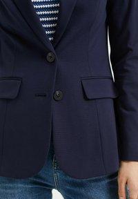 WE Fashion - REGULAR FIT - Sportovní sako - dark blue - 4