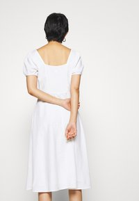 GAP - MIDI - Freizeitkleid - fresh white - 2