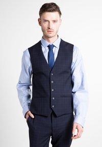 Next - Vesta do obleku - blue - 0