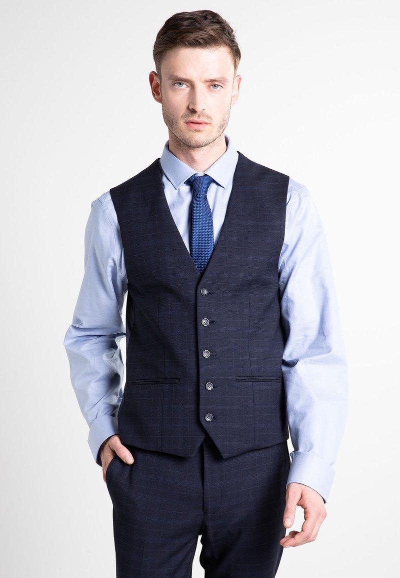 Next - Vesta do obleku - blue