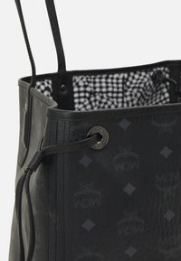 MCM - SHOPPER PROJECT VISETOS SET - Handbag - black - 5