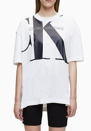 LARGE  - Camiseta estampada - white