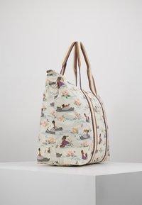 Cath Kidston - DISNEY FOLDAWAY OVERNIGHT BAG - Weekend bag - rich cream - 3