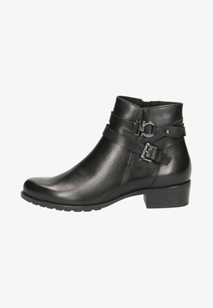 Ankle boots - black nappa