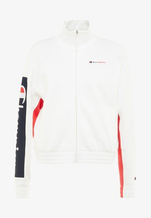 FULL ZIP  - Hettejakke - white