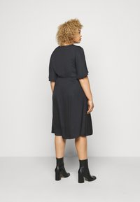 Zizzi - MCLARA DRESS - Day dress - black - 2