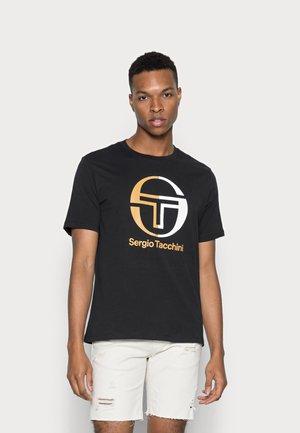 IBERIS TEE - T-shirt con stampa - anthracite