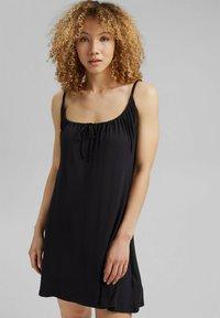 edc by Esprit - Day dress - black - 0