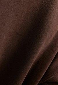 Bershka - OVERSIZE  - Sweatshirt - brown - 5