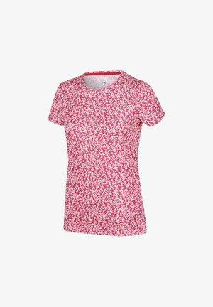 Print T-shirt - duchflorlblm