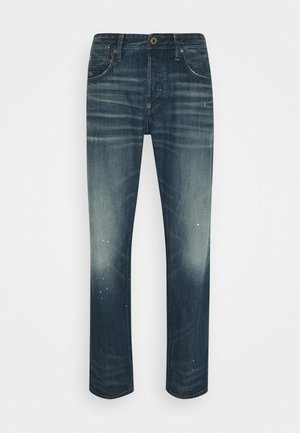 ALUM RELAXED TAPERED - Jeans relaxed fit - kir denim - antic faded lagoon