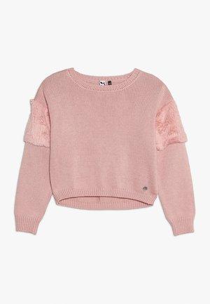 Jumper - old pink