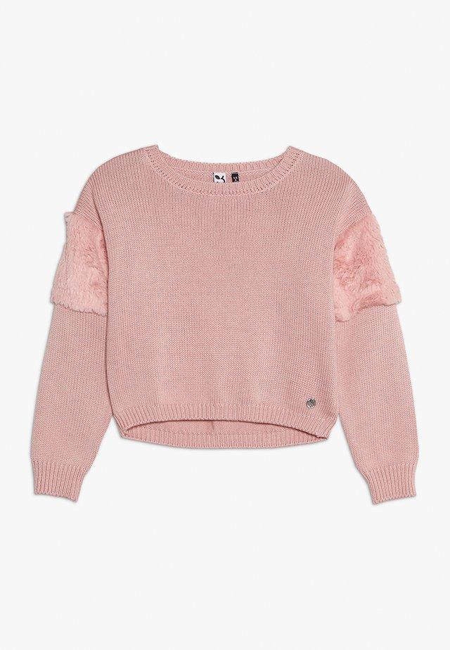 Jersey de punto - old pink