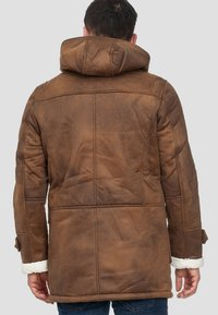 INDICODE JEANS - Winter coat - brown sugar - 2