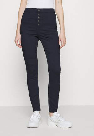 VMJOY  - Jeans Skinny Fit - dark blue denim