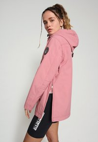 Napapijri - RAINFOREST SUMMER - Winter jacket - mesa rose - 3