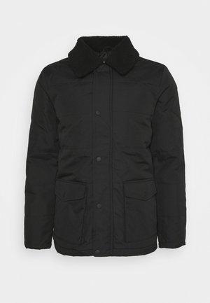 CENTURY - Winter jacket - black