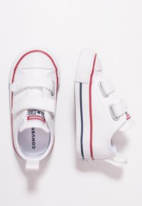 Converse - CHUCK TAYLOR ALL STAR 2V - Sneakersy niskie - white - 0