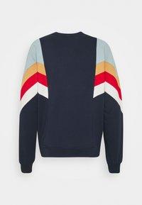 Kaotiko - CREW SEATTLE UNISEX - Sweatshirt - dark blue - 1