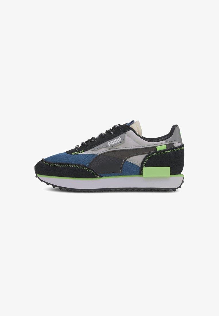 Puma - Trainers - digi-blue-gray violet
