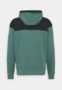 Under Armour - RIVAL TERRY - Mikina na zip - toddy green - 1