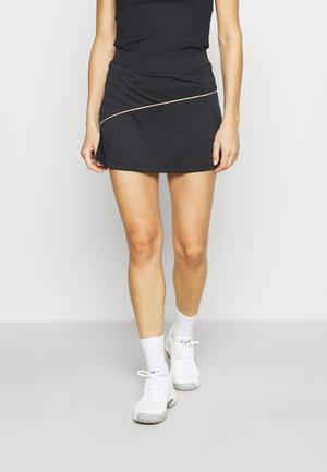 SKORT ELSIE - Sports skirt - black