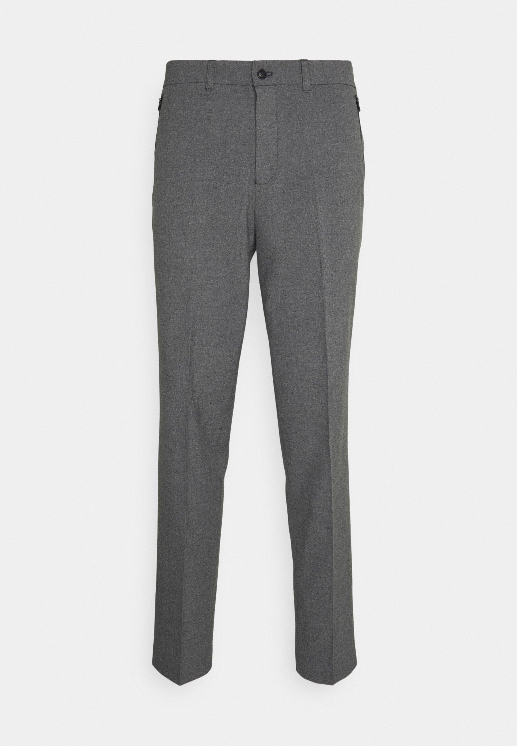 Men SLHSLIMTAPERED JAMES - Suit trousers
