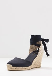 ALOHAS - CLARA BY DAY - High heeled sandals - navy - 4