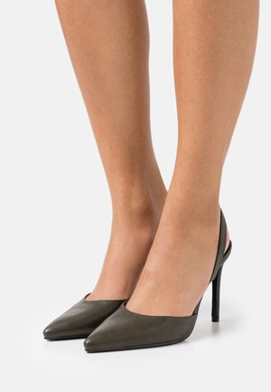 TENI - High heels - khaki