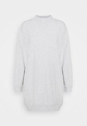 DRESS - Denní šaty - light heather grey
