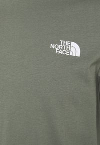 The North Face - MENS SIMPLE DOME TEE - Print T-shirt - agave green - 2