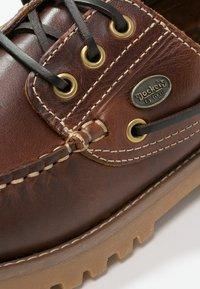 Dockers by Gerli - Stringate sportive - brown - 5