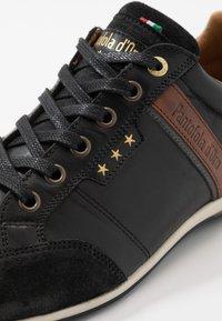 Pantofola d'Oro - ROMA UOMO  - Baskets basses - black - 5