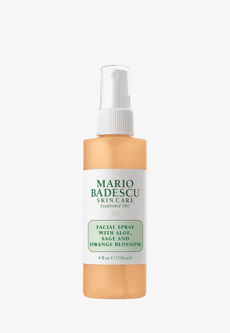 Mario Badescu - FACIAL SPRAY ALOE, SAGE & ORANGE BLOSSOM - Setting spray & powder - -