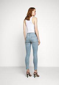 Agolde - SOPHIE - Jeans Skinny Fit - shrine - 2