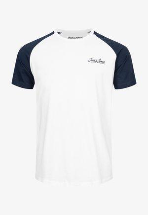 JORHUNTER - Print T-shirt - cloud dancer
