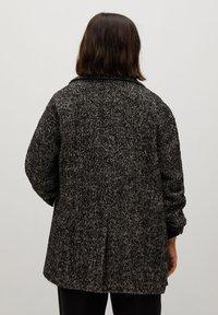 Violeta by Mango - MARIA - Short coat - schwarz - 2