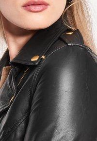 BTFCPH - EMMA - Leather jacket - black - 4