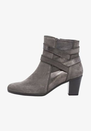 Classic ankle boots - anthrazit