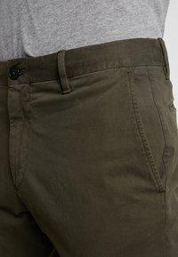Strellson - RYPTON - Chino kalhoty - dark green - 3