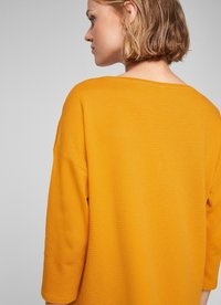 QS by s.Oliver - Long sleeved top - yellow - 1