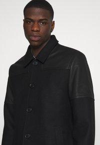 AllSaints - TARF JACKET - Short coat - black - 3