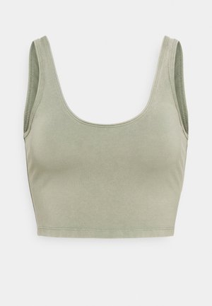 HOT SHOT CAMI - Top - cargokhaki