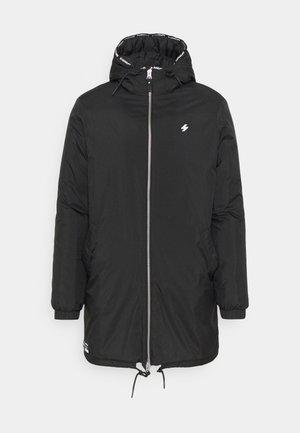 TOUCHLINE WINDBREAKER - Winter coat - black