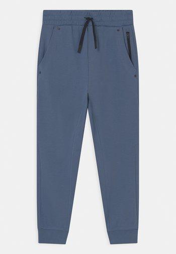 BOY TECH  - Spodnie treningowe - bainbridge blue