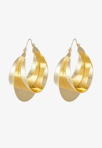 Pilgrim - EARRINGS - Kolczyki - gold-coloured - 2