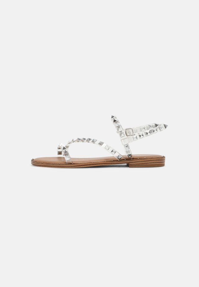 FLIGHT  - Sandalen - clear