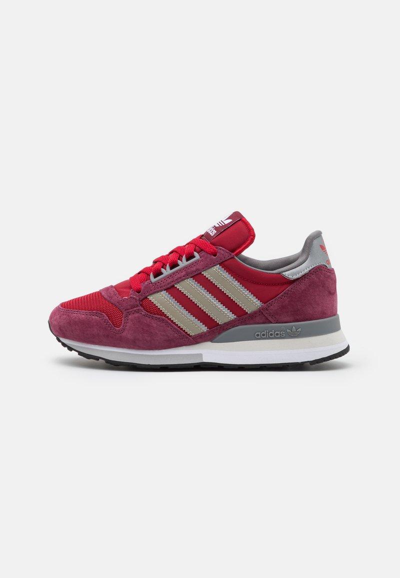 adidas Originals - ZX 500 UNISEX - Trainers - victory crimson/team victory red/footwear white