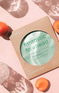 APRICOT - FOREHEAD PAD WITH HYALURON - Anti-Aging - - - 5