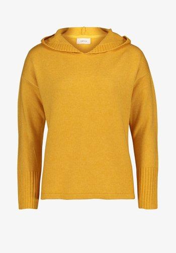 Jumper - golden apricot